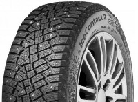 225/45R17 CONTINENTAL  ContiIceContact 2 94T RUN FLAT шип XL