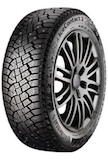 225/55R18 Continental  ContiIceContact 2 SUV KD 102T XL шип