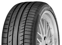 225/45R17 CONTINENTAL ContiSportContact 5 91W