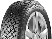 185/60R15 CONTINENTAL  ContiIceContact 3 TA 88T шип XL Новинка! Россия