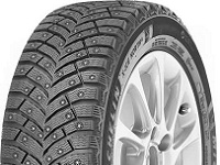 215/60R17 MICHELIN Latitude X-ice North 4 100T шип  Россия