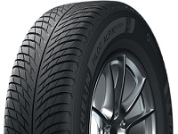 205/50R17 MICHELIN  Alpin 5 93H XL без шип